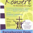Blasmusik erklingt im Ratzeburger Dom